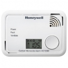 Honeywell XC100D Battery Powered Carbon Monoxide Alarm With Digital Display