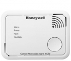 Honeywell XC70 Battery Powered Carbon Monoxide Alarm