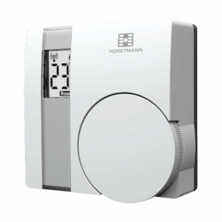 Horstmann Battery Powered Electronic Room Thermostat