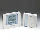 Image for Horstmann C-Stat 17-ZW 7 Day Wireless Programmable Room Thermostat with Receiver