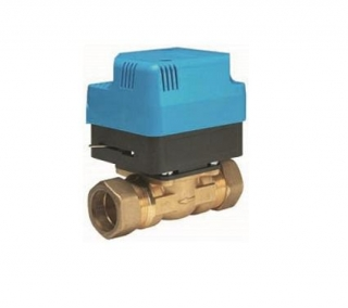 Horstmann Zoneplus Z222 2 Port 22mm Spring Return Motorised Valve