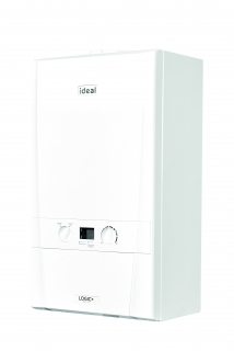Ideal Logic+ Heat 12kW Regular Boiler Natural Gas ErP