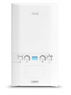Ideal Logic 30kW Combination Boiler Natural Gas ErP