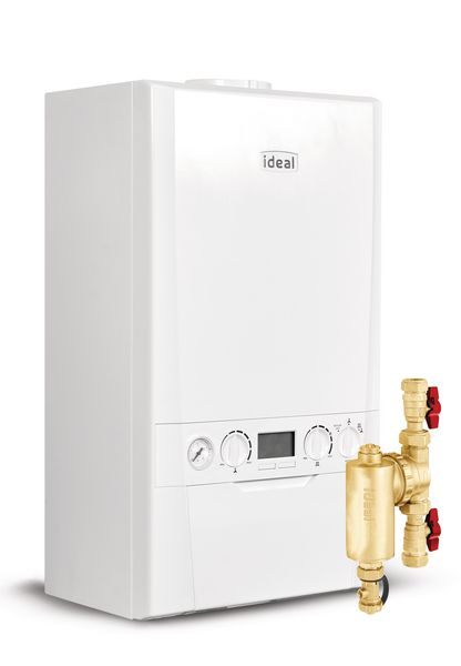 Ideal Logic Max 30kW System Boiler Natural Gas ErP | Boilers on