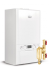 Ideal Logic Max Heat 24kW Regular Boiler Natural Gas ErP - 218866