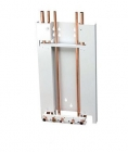 Ideal Logic Stand Off Bracket (Inc. Pipe Kit) - System 206154