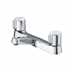Image for Ideal Standard Alto - Bath Tap - Deck Mounted Filler - Chrome - B9674AA