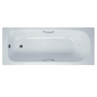 Ideal Standard Alto CT Bath 1700 x 700mm 2TH Watersaving With Grips - E763201