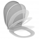 Image for Ideal Standard Concept Air Slim Wrap Style Soft Close Toilet Seat - E081401