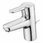 Ideal Standard Concept Blue - Basin Tap - Deck Mounted Monobloc (With Pop-Up Waste) - Chrome - B9915AA