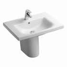 Image for Ideal Standard Concept Cube 400mm 1 Tap Hole Basin - E803101