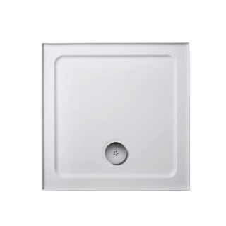 Ideal Standard Idealite Upstand 800x800mm Shower Tray L633401