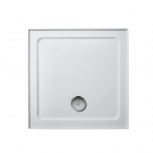 Image for Ideal Standard Idealite Upstand 800x800mm Shower Tray L633401