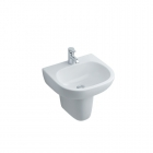 Image for Ideal Standard Jasper Morrison Pedestal (Semi, 500mm-550mm Basins) - E621301