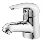 Image for Ideal Standard Opus - Basin Tap - Deck Mounted Monobloc (Without Waste) - Chrome - B0292AA