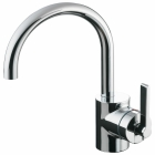 Image for Ideal Standard Silver - Basin Tap - Deck Mounted Monobloc (With Pop-Up Waste) - Chrome - E0067AA