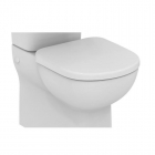 Image for Ideal Standard Tempo Soft Close Short Projection Toilet Seat - T679901