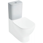 Image for Ideal Standard Tesi Close Coupled 6/4 Litre Dual Flush Cistern - T357001