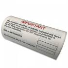 Image for Industrial Signs IS5610SA Self Adhesive Vinyl Periodic Inspection Labels - IS5610SA