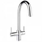 J Spout Chrome