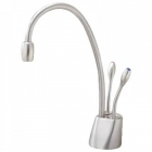 Image for Insinkerator HC1100 Steaming Hot and Cold Water Tap Brushed Steel