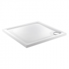Image for Just Trays JTFusion Square Low Profile Shower Tray 900mm x 900mm Anti-Slip ASF90100