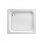 Image for Just Trays Ultracast Square Shower Tray 760mm x 760mm 4 Upstands A76140