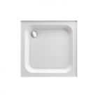 Image for Just Trays Ultracast Square Shower Tray 700mm x 700mm Anti-Slip AS70100