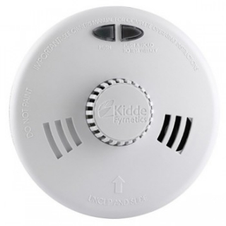 kidde fast fit heat alarm with wireless capability heat alarm. Black Bedroom Furniture Sets. Home Design Ideas