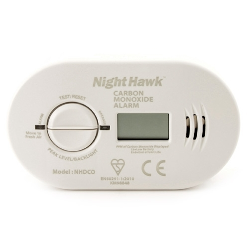 Kidde Nighthawk Digital Battery Powered Carbon Monoxide