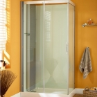 Image for Kinedo Moonlight Self-Contained 1100mm Corner Slider Shower Cubicle - CA119A12GB
