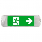 Image for Kosnic Self Test Eco Version Emergency Exit Light - EESN0105S65/S