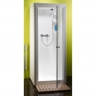 Image for Kubex Kingston All-In-One Sealed Shower Cubicle - Pivot K8P-RH