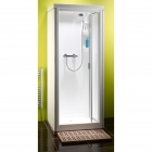 Image for Kubex Kingston All-In-One Sealed Shower Cubicle - Bi-Fold - K8BF