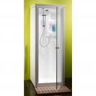 Image for Kubex Kingston Compact 700mm x 705mm Shower Cubicle - Pivot - KCP-RH