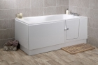 Image for Kubex Pearl Bath 1700 x 750mm LH - PEARL-LH