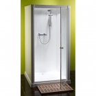Image for Kubex Profile Range 900mm x 900mm Pivot Shower Cubicle - P9P