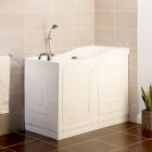 Image for Kubex Solo Bath 1220 x 660mm Whirlpool - SWHIRL