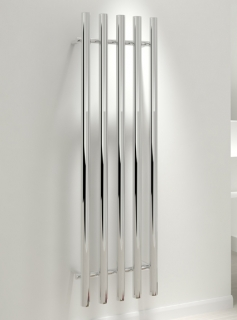 Kudox Seresso 1500x500mm Designer Radiator - Chrome