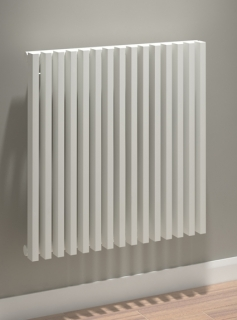 Kudox Xylo Designer Radiators - White