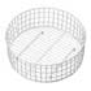 Leisure KA46 Round Draining Basket