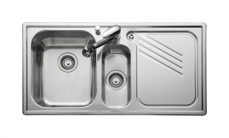 Leisure Proline Pl9852r 1 5 Bowl 1th Stainless Steel Inset