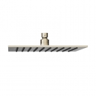 Image for Loch Square Fixed Shower Head 250mm Brushed Nickel - PMN0203