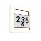 Image for Lutec Alice PIR 13w LED Outdoor Wall Light - 5194302118