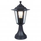 Image for Lutec Corniche  60w Traditional Outdoor Pedestal Light - 7112402012