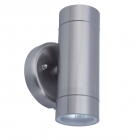 Image for Lutec Rado 70w LED Outdoor Spot Wall Light Stainless Steel - 5510801001