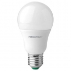 Image for Megaman 9.5W LED GLS E27 Dimmable Light Bulb Cool White - 142578