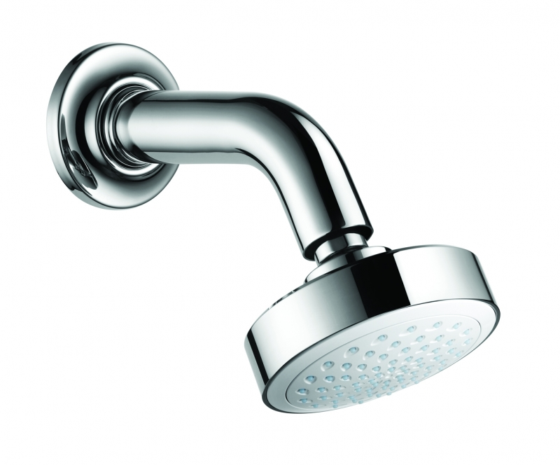 Mira Beat 90 Fixed Showerhead and Arm | Showers