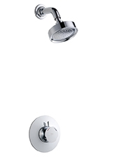 Mira Discovery Concentric B-BIR Mixer Shower