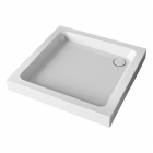 Image for Mira Flight Square Shower Tray 760mm x 760mm - 1.1783.001.WH (Waste and Trap Included)